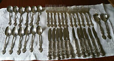 RARE! VINTAGE RODD BALMORAL CUTLERY SET 38 PCS SETTING FOR 6