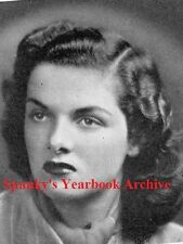 Hollywood actress Jane Russell High School Yearbook~The Outlaw~Macao~Hot Blood++