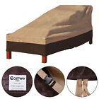 Waterproof Outdoor Patio Chaise Lounge Chair Furniture Cover Protection