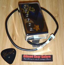 Gibson Les Paul Burstbucker Pro Chrome Pickup Neck Guitar Parts Humbucker HP Rhy