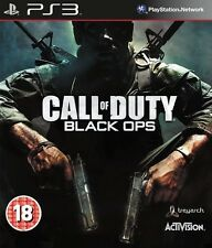 Call of Duty Black Ops PS3 playstation 3 jeux jeu tir game games lot spellen 216