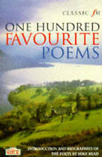 Classic FM 100 Favourite Poems by Mike Read (Paperback, 1997)