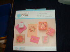 MARTHA STEWART CUT + FOLD PUNCH NEW IN BOX DUPLICATE GIFT