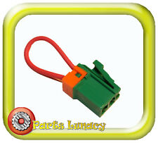 Fusible Fuse Link - Red Fuse Wire Green Plug - For Some Nissan