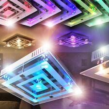LED Plafoniera Design con Cambiocolore Impostazioni a Scelta Salone Camera144111