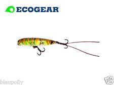 ECOGEAR PX 45F topwater bait Japan wobbler Perch Walleye, Pike Trout