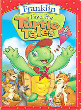 Franklin: Favorite Turtle Tales (DVD, 2004) brand new!!