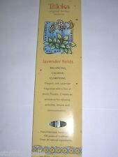 Triloka Herbal Lavender Fields Incense Sticks - Refreshing Scent