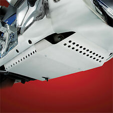 HONDA GOLDWING GL1800 2001 THRU 2015 ALUMINUM BELLY PAN  CHROME