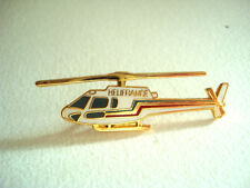 PINS HELIFRANCE PARIS HELICOPTERE CLUB AVION