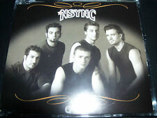 NSYNC / Justin Timberlake Gone Rare Australian CD Single – Like New