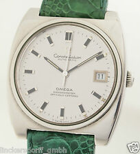 OMEGA CONSTELLATION AUTOMATIC CHRONOMETER  HERRENUHR IN EDELSTAHL - 1970er