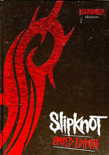 METAL HAMMER PRESENTS Limited Edition Hardback Magazine SLIPKNOT @Brand New@