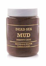 500g Dead Sea dry mud de Jordanie Naturel peau grasse cellulite atopique