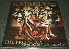 KATAKLYSM-THE PROPHECY-2015 PIC DISC VINYL LP-LIMITED TO 250-NEW & SEALED