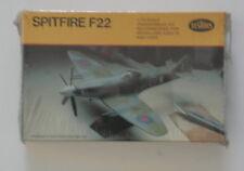 Testors SEALED Spitfire F22 1/72 Model Kit R10384