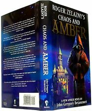 Roger Zelazny's CHAOS AND AMBER, by John Gregory Betancourt —ibooks,1st printing