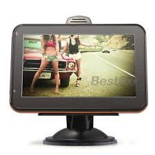 "Car Truck 4.3"" Touchscreen GPS Sat Nav Navigation 8GB EU UK Map + Suction Mount"