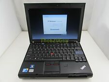 Lenovo ThinkPad X201 Laptop 12.1″ i5 540 2.53GHz 4GB 128GB SSD DVDRW + UltraBase