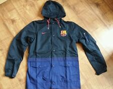 NIKE FC Barcelona 2.0 Authentic  Jacket  Size Medium RRP £110 BNWT