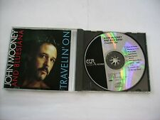 JOHN MOONEY AND BLUESIANA - TRAVELLIN' ON - CD EXCELLENT CONDITION 1992