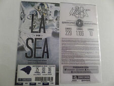 LOS ANGELES RAMS, FIRST WIN, FIRST HOME GAME IN 2016. GREAT COLLECTABLE TICKET