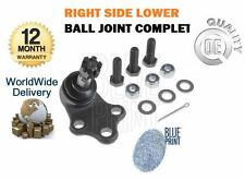 FOR LDV CUB + NISSAN SERENA + VANETTE CARGO 1994-- NEW RIGHT LOWER BALL JOINT