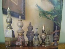 Decorative Table Top Finials by Kirkland's SET/7 ~ NEW, FINAL PRICING