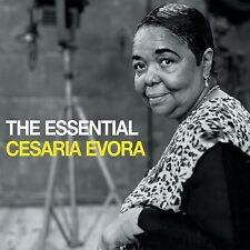 CESARIA EVORA - THE ESSENTIAL 2 CD NEU