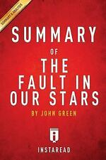 30-MINUTE SUMMARY OF THE FAULT IN OUR STARS - NEW PAPERBACK BOOK