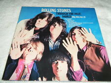 "Rolling Stones: ""Through The Past Darkly"" 1969 Vinyl Gatefold NPS-3 (Reissue)"