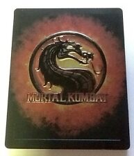 VERY RARE! MORTAL KOMBAT LIMITED COLLECTORS G2 PS3 SIZE FUTURESHOP STEELBOOK