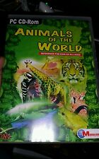 Animals of the World PC GAME - FREE POST