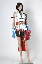 Final Fantasy XIII Lightning Uniform Game Cosplay Costume