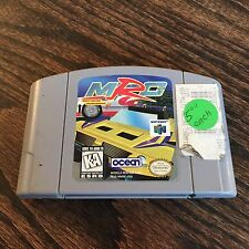 MRC Racing Nintendo 64 N64 Game Cart- NE5