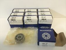 LOT OF (10) NEW IN BOX  JAF BEARINGS 8500.JAF 8500 NEW