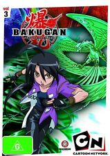 Bakugan - Good Versus Evil : Vol 3 (DVD, 2009)