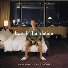 Lost in Translation by Original Soundtrack (CD, Sep-2003, Emperor Norton)