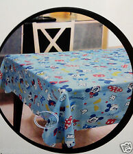 Disney Mickey Mouse Polyster Table Cloth Square 52 x 52 kitchen linens ladies S5