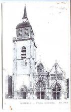 CP 80 Somme - Abbeville - L'Eglise Saint-Gilles