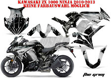 AMR RACING DEKOR GRAPHIC KIT KAWASAKI ZX-6R 636/10R/Z-1000 SX  THE GRIM B