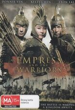 AN EMPRESS AND THE WARRIORS : NEW DVD