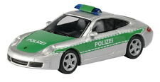 """Porsche 911 """"Polizei"""" - 1:87 / H0 Gauge - Schuco (25581)"""