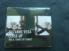 SUZANNE VEGA CLOSE UP SONGS OF FAMILY RARE NEW SEALED CD!