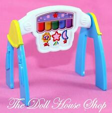 Baby Doll Play Gym Nursery Toy Boy Girl Fisher Price Loving Family Dollhouse