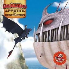 How to Train Your Dragon TV: Appetite for Destruction (2015, Paperback)
