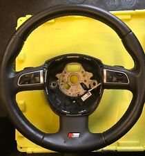 Audi A3 A6 A8 A4 DSG FLAPPY PADDLE STEERING WHEEL AUTOMATIC 3 SPOKE 8K0419091BC