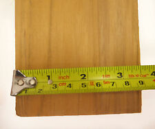 72 inch long x 3.5 x 1/2 inch sanded TEAK WOOD for benches spearguns, decking