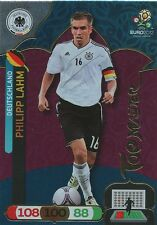 PHILIPP LAHM # TOP MASTER 1/360 DEUTSCHLAND CARD PANINI ADRENALYN EURO 2012