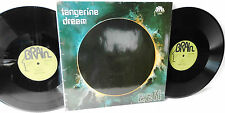 Tangerine Dream ZEIT 2 Vinyl NM TOP | LP Germany 1976 Green Brain 2/1086 Kraut R